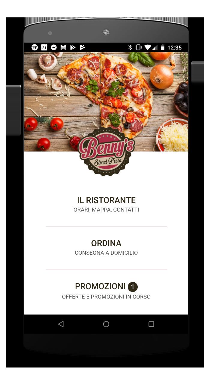 pizzeria bennys