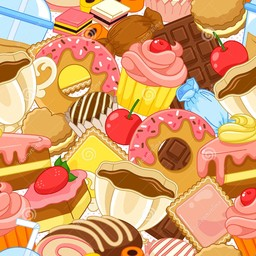 Dolci o gelato  (bindi)