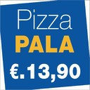 PALAINE pizzas from 13.90