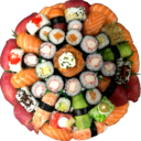 Sushi Party Cake (torte)