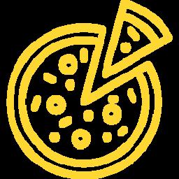 | Pizza Napoletana Bordo Alto