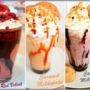 | Milkshakes