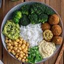 Healthy Dinner Bowl