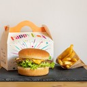 Happy Box Burger