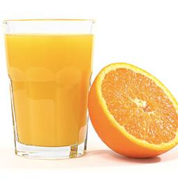 Spremuta di arance fresche
