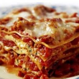 """Lasagna """"Senatore Cappelli"""" alla bolognese"""