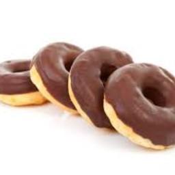 Donut al cioccolato