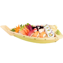 menu A Sushi e sashimi mix