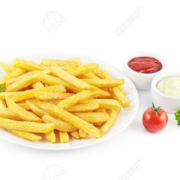 Patatine fritte medie