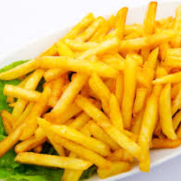 Patatine fritte grandi