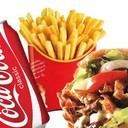 Panino Kebab + bibita