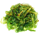 Wakame alghe in salsa agrodolce leggermente piccante