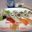 Menù Pranzo 9,00€