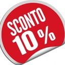Sconto-10%