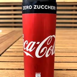 Coca Cola Zero Sleek Baby 25 cl