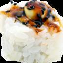 Gambero in tempura roll 🍤