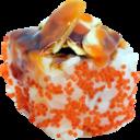 Mandorla Tuna Roll