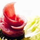 Fiore di Sashimi di Pesce Bianco