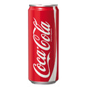Coca Cola lattina da 33cl