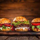 + Create your Hamburger
