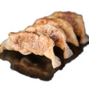 Ravioli di maiale alla piastra
