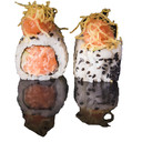 Potato matches (salmone)