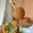 Chickpea and Cumin Meatballs