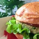 The Classic Veg Hamburger