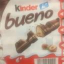 Cornetto Kinder Bueno