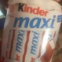 Kinder Maxi Cornetto