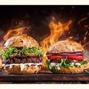 Hot spicy Burger