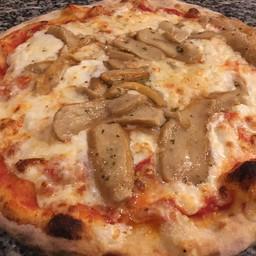 Pizza ai Funghi Porcini🥒
