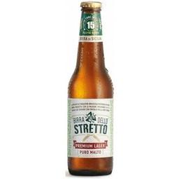 Birra dello Stretto Premium Lager 33cl