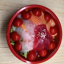 Insalata Sashimi
