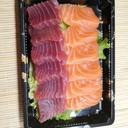 Sashimi con Salmone e Tonno