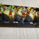 Uramaki Chicken Roll