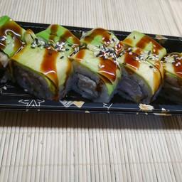 Uramaki Chicken Roll