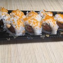 Uramaki Spicy Salmon