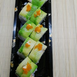 Uramaki Dragon Roll