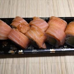 Uramaki Salmone Affumicato