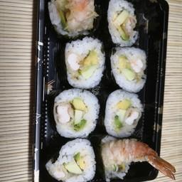 Futomaki Dragon Roll