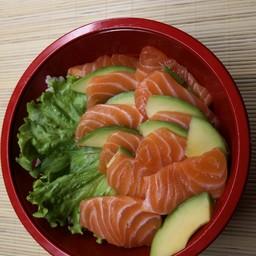 Chirashi Salmone e Avocado