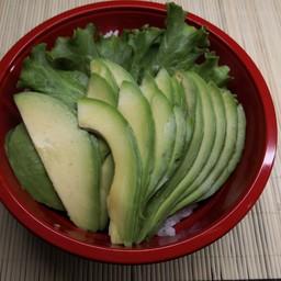 Chirashi Avocado