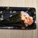 Temaki Spicy Salmon