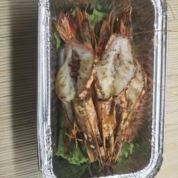 Teppanyaki Ebi Shio Yaki