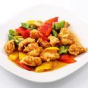 41 - Pollo in salsa piccante