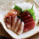 Box sashimi mix 10