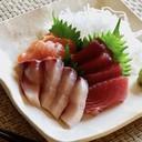 Box sashimi mix 10
