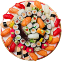 Sushi Party CAKE piccola