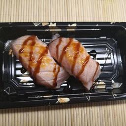 Nigiri Salmone caramellato 2pz